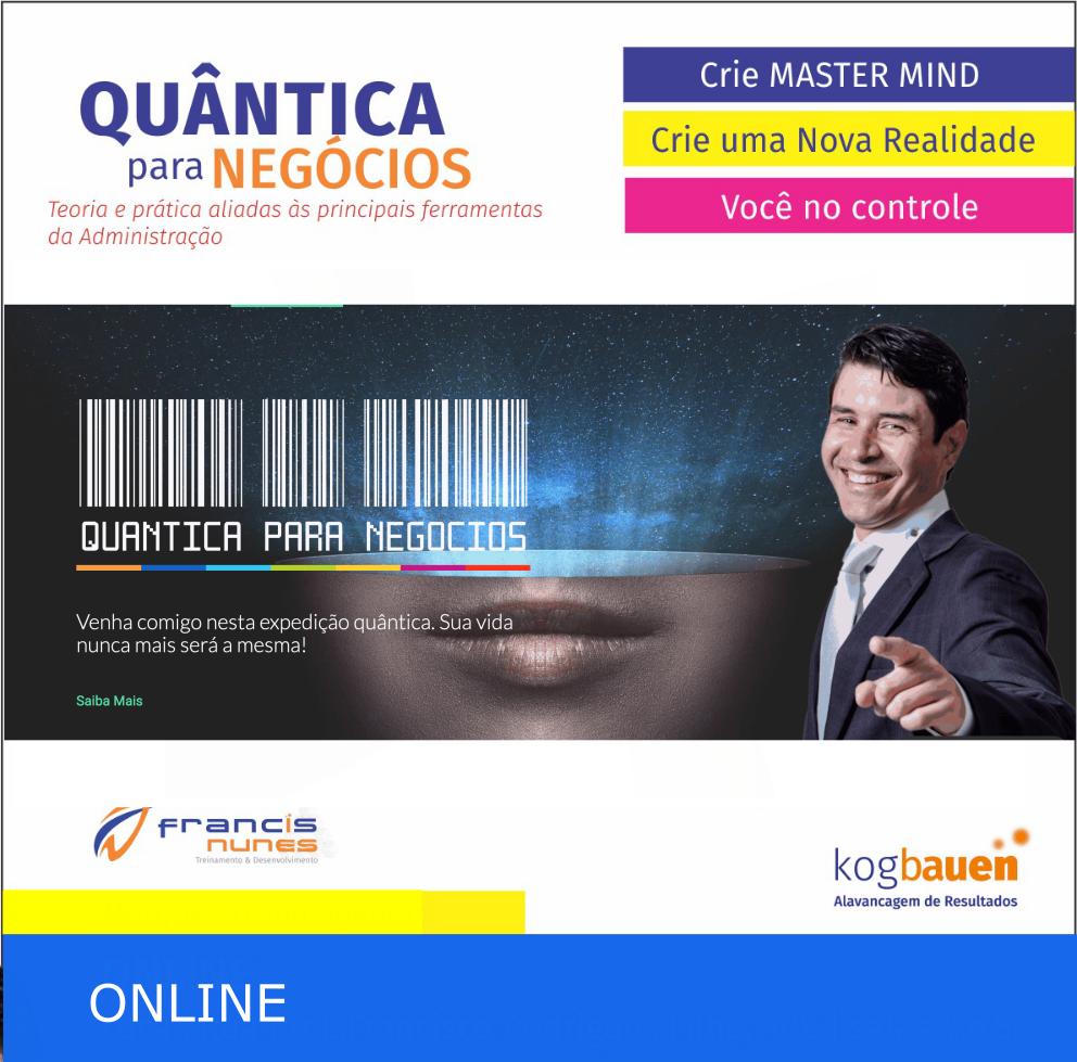 quantica para negocios capa curso