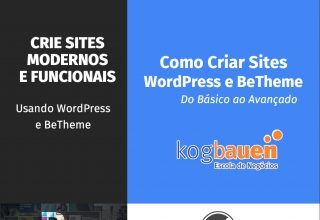 Como Criar Sites Usando WordPress: do zero ao avançado com BeTheme